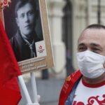 COVID-19: Moscú supera los 100.000 casos y los mil muertos