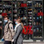 COVID-19: Rusia supera los 280.000 casos al sumar 9.709 más en un día