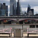 COVID-19: Reino Unido registra 494 nuevas muertes, hasta 33.186