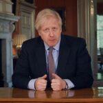 Johnson autoriza retorno al trabajo y salidas ilimitadas con distanciamiento