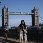 COVID-19: Reino Unido supera los 32.000 muertos  al sumar 210 fallecidos