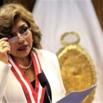 Fiscal de la Nación denuncia que el Congreso quiere destituirla