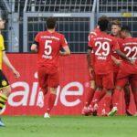 Bundesliga: Bayern Múnich gana 1-0 a Borussia Dortmund y alarga su ventaja