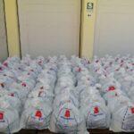 Coronavirus: Entregan canastas de víveres a población vulnerable de Ilo