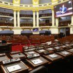 Congreso: Agenda parlamentaria de este lunes 31 de agosto