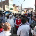 Intervendrán 36 mercados de Lima debido a casos de COVID-19