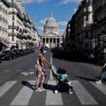 COVID-19: Francia suma 110 fallecidos pero bajan los enfermos graves