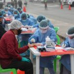 COVID-19: Continúa intervención a mercados con alta cifra de vendedores infectados