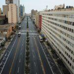 Domingo: Inmovilización social rige hasta las 4 horas del lunes 14