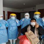 Dos sacerdotes de Arequipa superaron el coronavirus