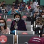 Suben muertes en Rusia con 232 decesos, mayor cifra desde inicio de pandemia