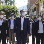 Vizcarra: Perú está a la mitad de la pandemia con 164.476 casos