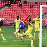 Liga Santander: Villarreal confirma su buen momento derrotando 1-0 al Granada