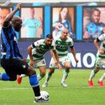 Serie A: Inter de Milán empata 3-3 con el Sassuolo y se aleja del liderato