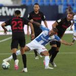 Liga Santander: Sevilla rompe su racha de empates (3-0) y hunde al Leganés