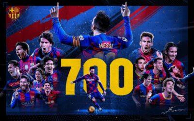 Messi700