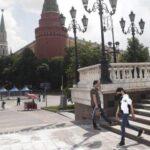 COVID-19: Rusia supera el medio millón de casos