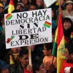 Bolivia: Grave ataque desata pedidos en defensa de libertad de prensa