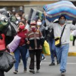 Covid-19: Reubicarán a más de 3500 ambulantes en San Juan de Miraflores