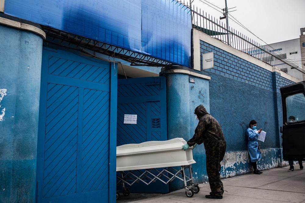 Casos confirmados suman 507996 — Coronavirus en Perú
