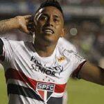 Christian Cueva es reclamado por hinchas para que retorne al Sao Paulo