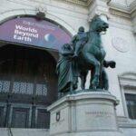 Museo de Historia Natural de Nueva York retirará estatua de Roosevelt