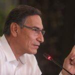 Congreso: Comisión de Fiscalización cita para este viernes a Martín Vizcarra