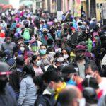 Perú tiene 32 millones de habitantes y con esperanza de vida de 76,9 años