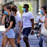 Contagios se disparan en España y se extiende la obligación de mascarilla