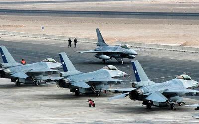 F16Chile