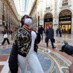 Coronavirus: Italia suma 282 nuevos casos y supera los 245.000