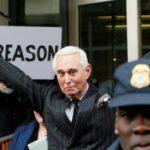 VERGÜENZA: Donald Trump conmuta la pena de cárcel de su excolaborador Roger Stone