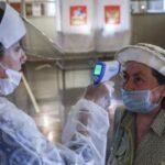 COVID-19: Rusia supera oficialmente los 10.000 fallecidos