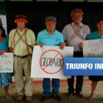 Comunidades indígenas celebran renuncia de GeoPark a sacar petróleo de la selva peruana