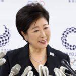 Pandemia y JJOO ponen a prueba el liderazgo de Yuriko Koike en Tokio