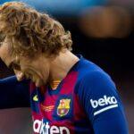 Barcelona: Antoine Griezmann pierde protagonismo