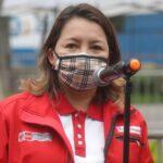 Ministra Rocío Barrios se recupera tras dar positivo al covid-19