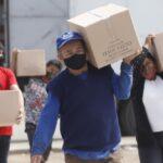 Ministerio de Cultura entregó 500 canastas a familias shipibo-konibo de Cantagallo