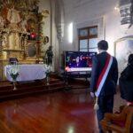 Fiestas Patrias: Misa Te Deum desde la catedral (VIDEO)