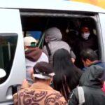 Lima: Caótico transporte a punto de colapsar en plena pandemia