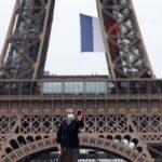 Francia registra 5.429 casos de coronavirus en el último día