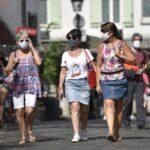 Fuerte aumento de los contagios en Francia, con 2.524 positivos en un día