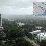 EEUU: Tormenta Isaías volverá a ser huracán antes de llegar hoy a las Carolinas