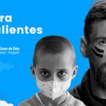 Fundación Messi colabora con UNICEF en un proyecto infantil en Siria