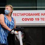 Rusia se acerca a los 10.000 casos diarios de COVID-19