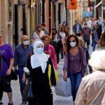 España suma 1.178 nuevos contagios y supera los 300.000