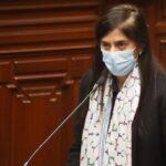 Advierten que censurar a ministra de Economía generaría inestabilidad
