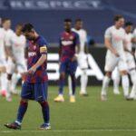 Barcelona: El doloroso final de una histórica y nefasta temporada 2020
