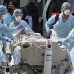 Francia registra 1.955 casos en el último día