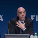 FIFA: Infantino afirma que cooperará sin reservas con la justicia